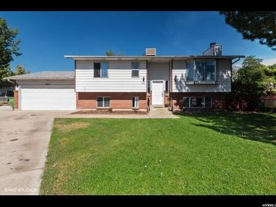 Provo UT Single Family Home For Sale: $299,900