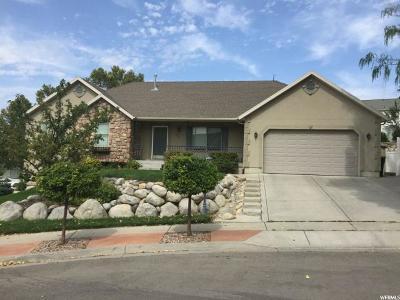 Lehi Single Family Home For Sale: 847 E 1475 N