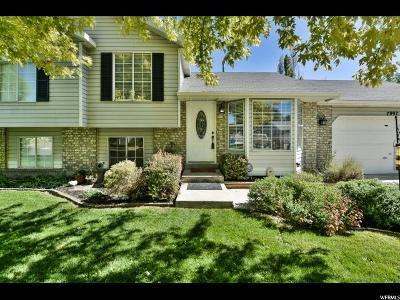 West Jordan Single Family Home For Sale: 7997 S 3530 W