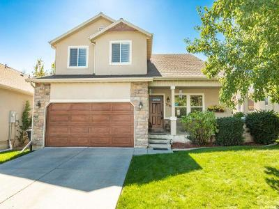 West Jordan Single Family Home For Sale: 3755 W New Village Rd S
