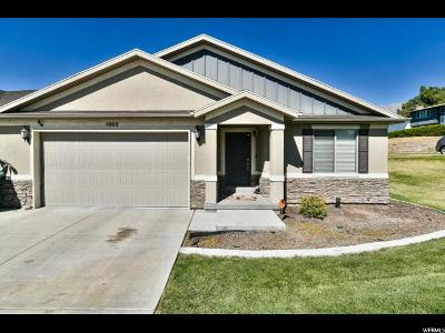 Orem Single Family Home For Sale: 1068 W 530 N