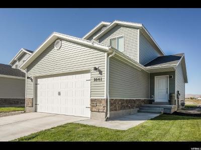 Eagle Mountain Single Family Home For Sale: 1641 E Tumwater Ln