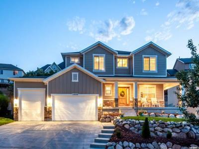 Draper Single Family Home For Sale: 14046 S New Saddle Rd E