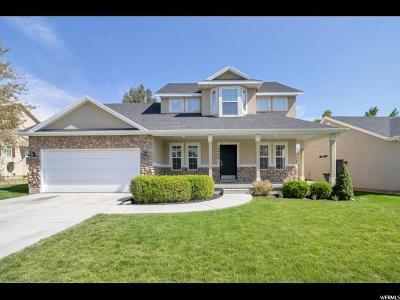 Saratoga Springs Single Family Home For Sale: 1940 N Tuscany W