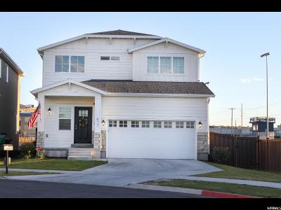 Bluffdale Single Family Home For Sale: 677 W Koins Way S