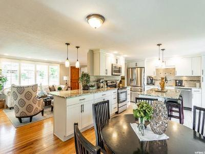 Salt Lake City Single Family Home For Sale: 2994 E Morgan Dr S