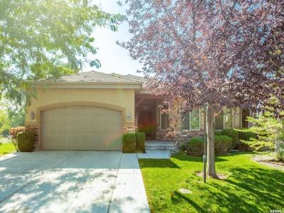 Orem Single Family Home For Sale: 1905 W Golden Pond Way