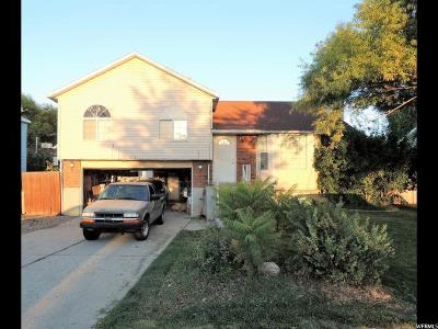 West Jordan Single Family Home For Sale: 8291 S 4800 W