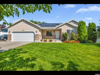 West Jordan Single Family Home For Sale: 4742 Pence Dr