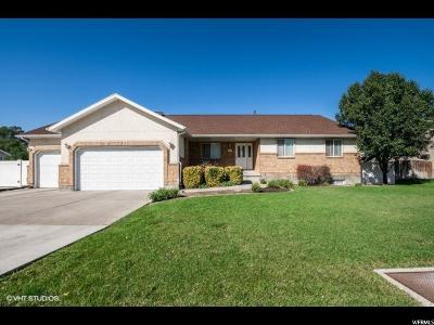 Draper Single Family Home For Sale: 12694 S 300 E