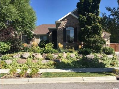 Lehi Single Family Home For Sale: 2462 W Stonehaven Loop S