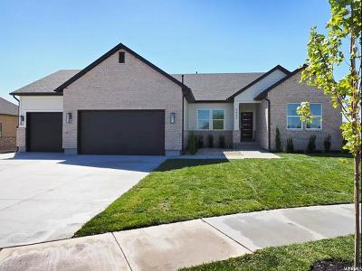 West Jordan Single Family Home For Sale: 5443 W 7530 S