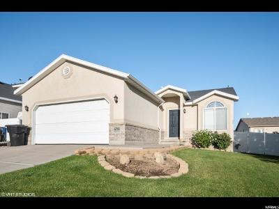West Jordan Single Family Home For Sale: 6780 S Duchess St W