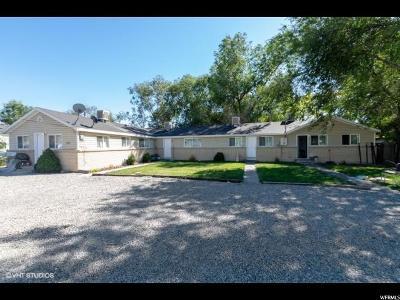 American Fork Multi Family Home For Sale: 424 E Elm S