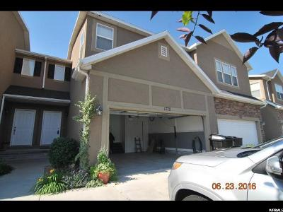 Spanish Fork Townhouse For Sale: 1772 E 920 S
