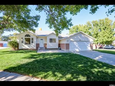 Riverton Single Family Home For Sale: 2604 W 13095 S