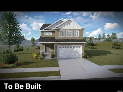 Saratoga Springs Single Family Home For Sale: 194 N Valcrest Dr #409