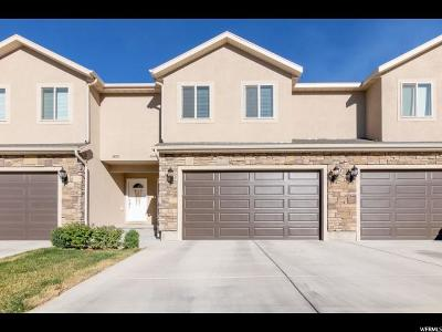 Spanish Fork Townhouse For Sale: 846 N 1120 E