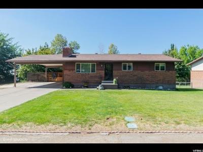 Pleasant Grove Single Family Home For Sale: 330 S 1250 E