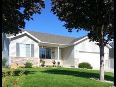 Spanish Fork Single Family Home For Sale: 1999 E 1400 S