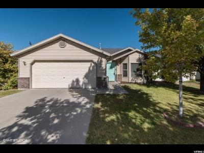 Salt Lake City Single Family Home For Sale: 5691 S Impressions Dr