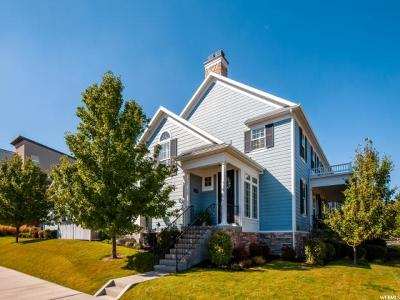 South Jordan Townhouse For Sale: 10394 S Rubicon Rd