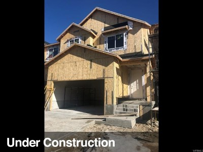 Herriman Townhouse For Sale: 4338 W Nash Ln #134