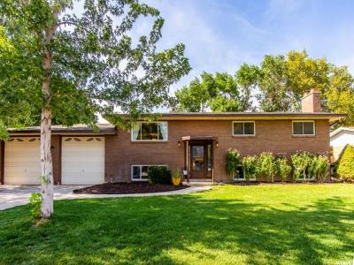 Cottonwood Heights Single Family Home For Sale: 2469 E Camelback Rd