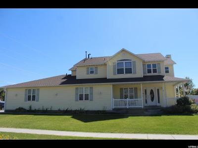Brigham City Single Family Home For Sale: 787 N 500 W