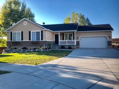 Payson Single Family Home For Sale: 92 W 1250 S