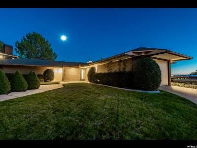 Salt Lake City Single Family Home For Sale: 790 E Northcliffe Dr N