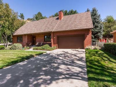 Cottonwood Heights Single Family Home For Sale: 1963 Forest Creek Ln E