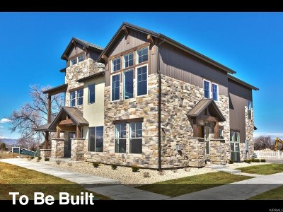 Sandy Townhouse For Sale: 10454 S Beetdigger Blvd #89