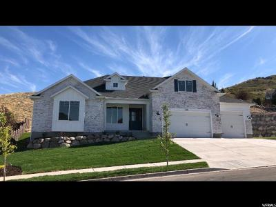 Herriman Single Family Home For Sale: 5181 W Ambermont Dr