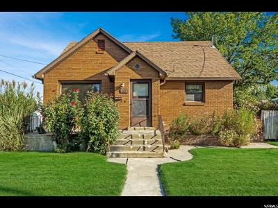 Pleasant Grove Single Family Home For Sale: 10 W 200 N