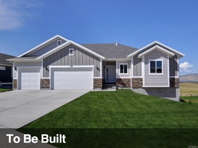 West Jordan Single Family Home For Sale: 7063 S 2700 W