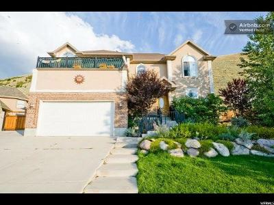 Draper Single Family Home For Sale: 15263 S Steep Mountain Dr