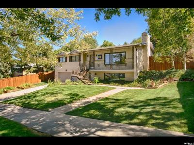 Cottonwood Heights Single Family Home For Sale: 7121 Promenade Dr S