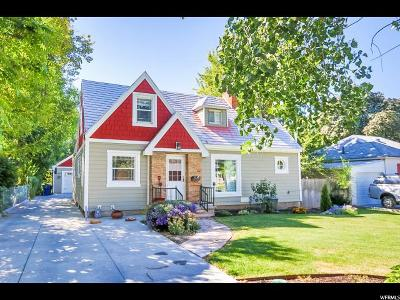 Salt Lake City UT Single Family Home For Sale: $657,900