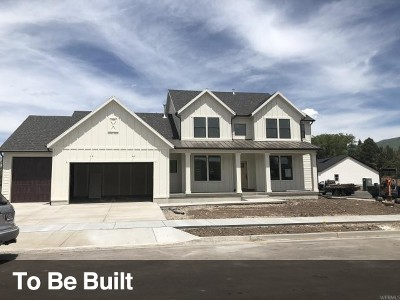 North Ogden UT Single Family Home For Sale: $506,820