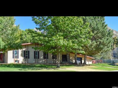 Ogden UT Single Family Home For Sale: $249,990