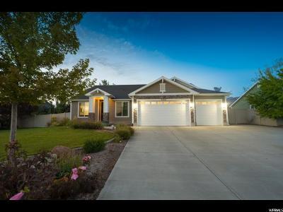 Single Family Home For Sale: 2152 W Chapman Ln