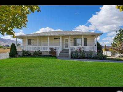 Single Family Home For Sale: 881 W 500 S
