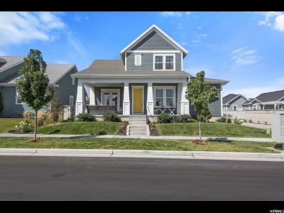 South Jordan Single Family Home For Sale: 4964 W Coast Fork Dr