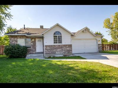 Orem Single Family Home For Sale: 709 W 1450 N