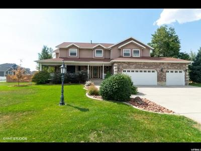 Highland Single Family Home For Sale: 10931 N 5750 W