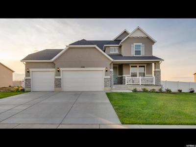 West Jordan Single Family Home For Sale: 6582 W Arcadia View Dr