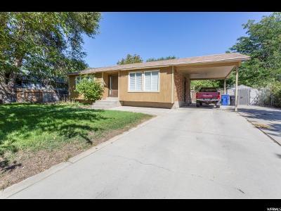 Sandy Single Family Home For Sale: 10533 S Violet Dr E