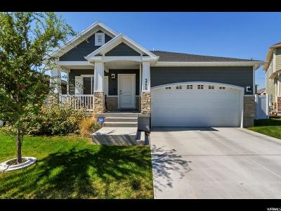 Salt Lake City Single Family Home For Sale: 3776 S Teal Run Way