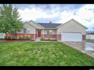 Lehi Single Family Home For Sale: 1026 W Woods Dr